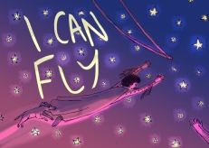 I Can Fly cover rough draft 2psd-1